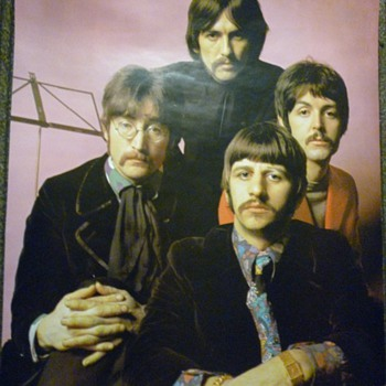 Beatles poster - Music