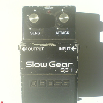 Boss SG-1 Slow Gear - Guitars