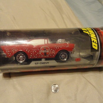49 MHz remote control 57 Chevy ( Sealed )