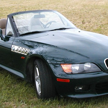 1997 BMW Z3 Roadster - Classic Cars