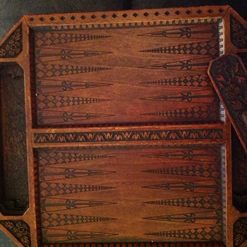Old backgammon?