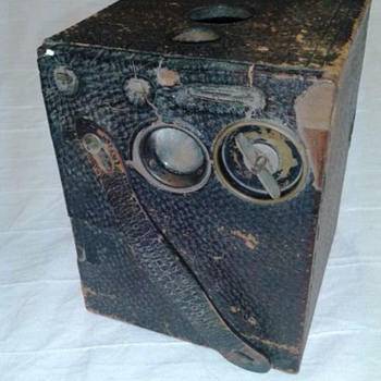 Kodak Eastman Bullseye No. 2 Model D Camera Circa 1889 Kodak Bullseye /