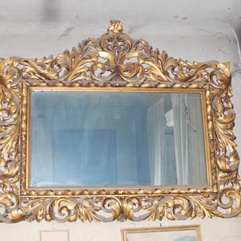 Rococco Mirror