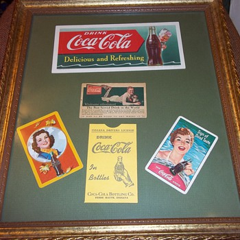 COCA COLA ITEMS - Coca-Cola
