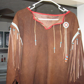 NATIVE AMERICAN DRESS?