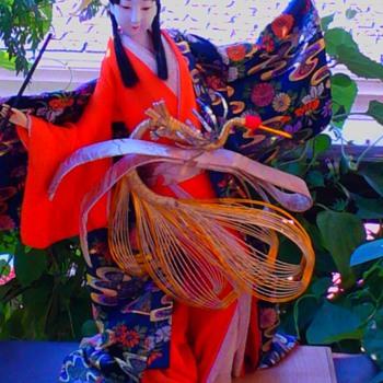 TSURU NO ONGAESHI    - Dolls