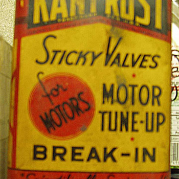 Kant Rust Motor Tune Up