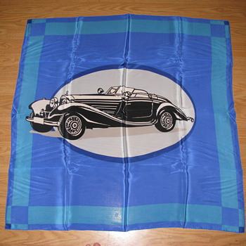 Mercedes-Benz Flag