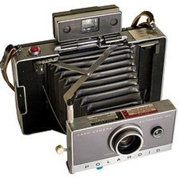 Polaroid Land Camera Automatic 100 - Cameras