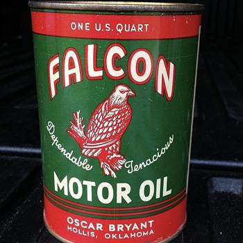 Falcon Motor Oil