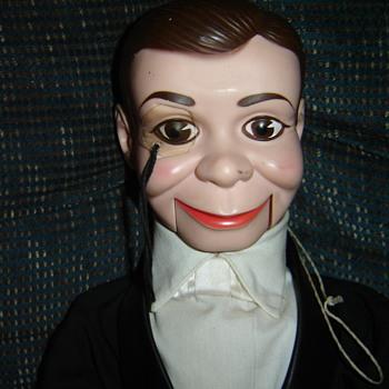 Charlie McCarthy! - Dolls