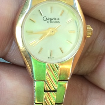 Vintage Women's Watch - Wristwatches