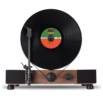 "I Soooo Want One Of These !...""Gramovox"" Vertical Turntable"