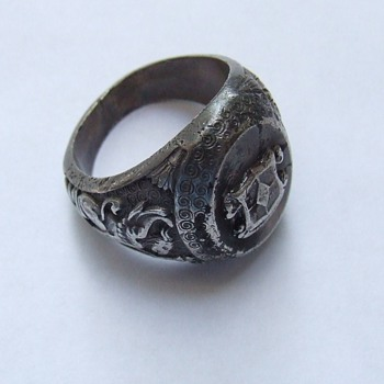Another Metal Detecting Find - Fine Jewelry