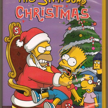 """The Simpsons Christmas"" - DVD Movie"