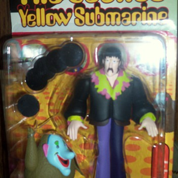 T The  Beatles Yellow Submarine JOHN LENNON with Jeremy 8 Action figure