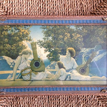 Maxfield Parrish Print Find