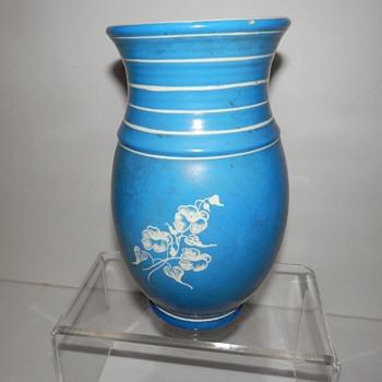 Perugia Italy Vase.  Time Period Unknown. - Art Pottery