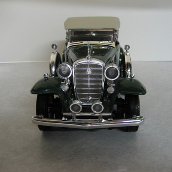 1932 Cadillac Phaeton V16