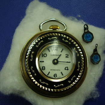 LAMAR Watch - Pocket Watches