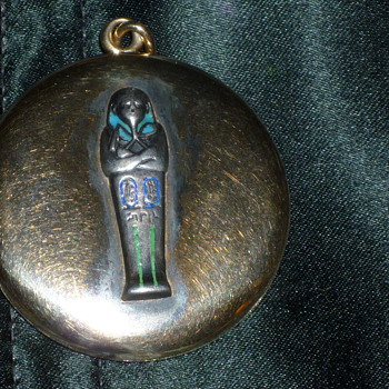 mummy locket - Fine Jewelry