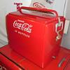 1960 Coca-Cola Picnic Cooler