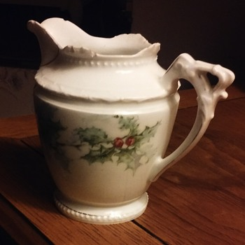my west german cream pitcher