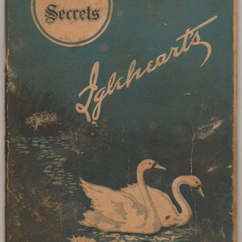 1926 - Igleheart&#039;s Cake Secrets - Books