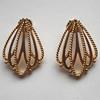 Vintage earrings - marked?