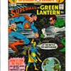 Superman vs. Green lantern