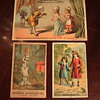 Victorian Advertising Trading Cards - Todays Estate Sale Find!
