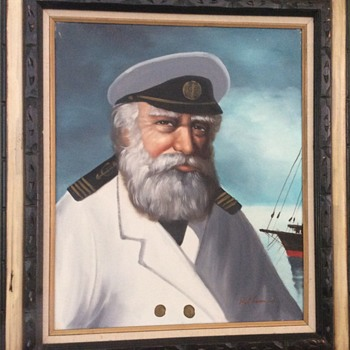Sea Captains  - Visual Art
