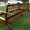 Mid Century Daybed…. Looking for information