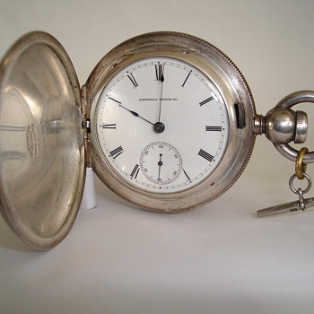 Watch found in a paper bag - Pocket Watches