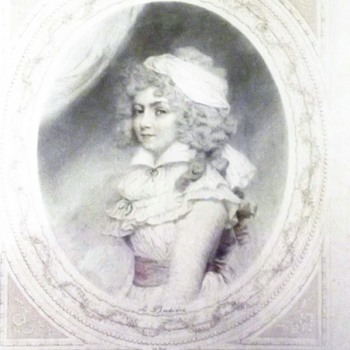 Undated and Unnamed Print by L. Busiere