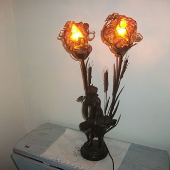 Germany Table Lamp - Lamps