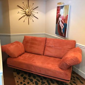 Who made this unique sofa?