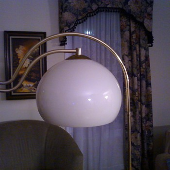 Unidentified Floor Lamp - Lamps