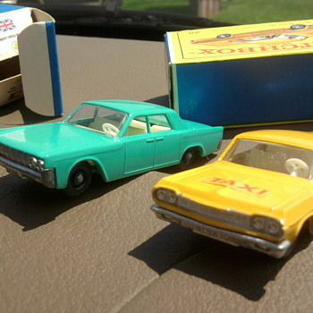 Matchbox cars are a late Babyboomer's passion.  Still a bargain too. - Model Cars