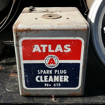 No. 615 Atlas Spark Plug Cleaner  - Tools and Hardware