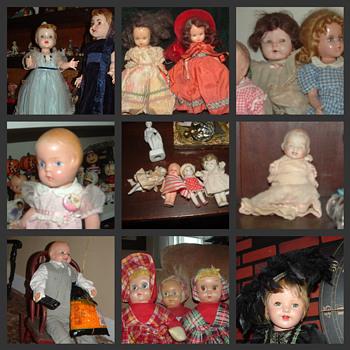 More dolls - Dolls