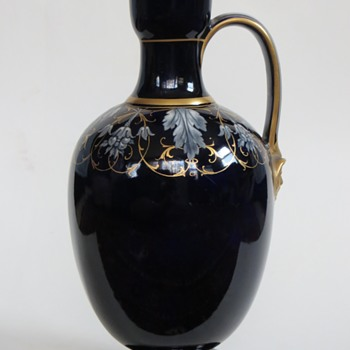 "SA&Co Ewer ""Fac-similes of the Enamels of Limoges""~Stunning Piece, any info welcom"