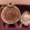 "1939 Westclox ""Royals"" Canadian Tour Pocket Watch"