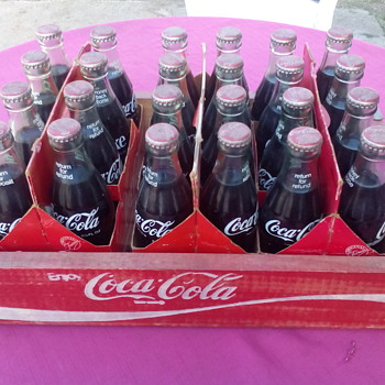 Coca cola collectible