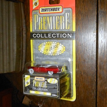 Matchbox Premiere Collection 57 T-Bird