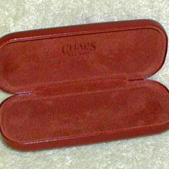 """Chaps"" Eyeglass / Sunglass Hard Case"
