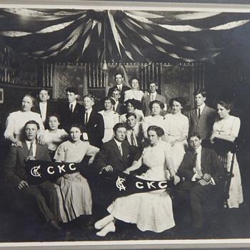 Yale University photograph 1911