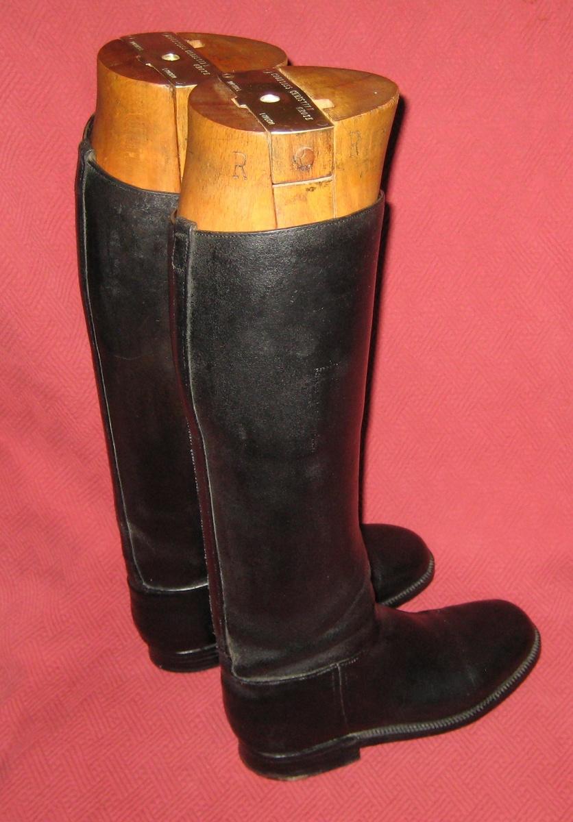 Vintage John Lobb English Bespoke Riding Boots