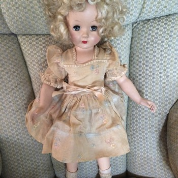 Good condition Effangee dolls