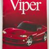 2000 Dodge Viper Brochure….